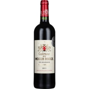 Chateau du Moulin Rouge Haut-Medoc 75CL Drankdozijn.be