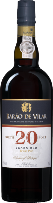 Barão de Vilar 20 Years old Port Wijnvoordeel.be