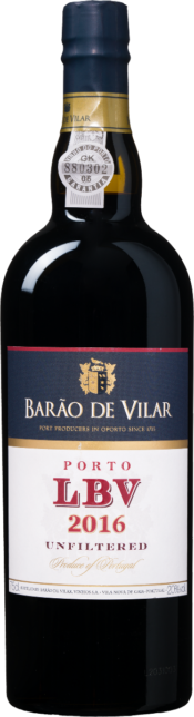 Barão de Vilar Late Bottled Vintage Port Wijnvoordeel.be