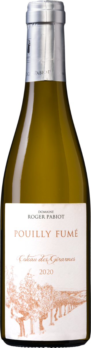 Domaine Roger Pabiot Pouilly Fumé AOC 0,375L Wijnvoordeel.be