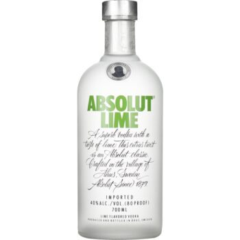 Absolut Lime 70CL Drankdozijn.be