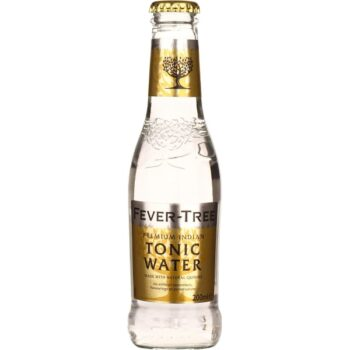 Fever Tree Indian Tonic Water 24x20CL Drankdozijn.be