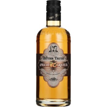 The Bitter Truth Apricot Liqueur 50CL Drankdozijn.be
