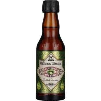 The Bitter Truth Cucumber Bitters 20CL Drankdozijn.be