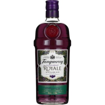 Tanqueray Blackcurrant Royale 70CL Drankdozijn.be