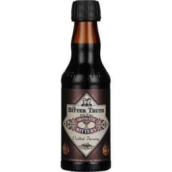 The Bitter Truth Old Time Aromatic Bitters 20CL Drankdozijn.be