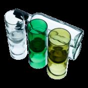 Rebottled Waterglazen (2 stuks) Wijnvoordeel.be