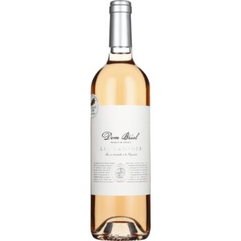 Dom Brial Les Camines Rose 75CL Drankdozijn.be