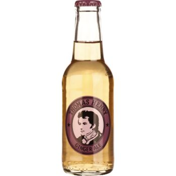 Thomas Henry Ginger Ale 24x20CL Drankdozijn.be