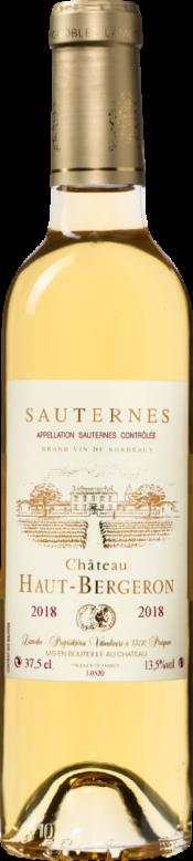 Château Haut-Bergeron Sauternes