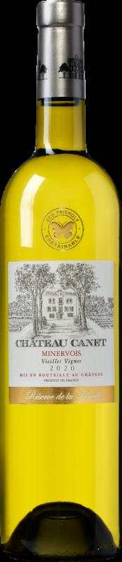 Château Canet Blanc Vieilles Vignes Minervois