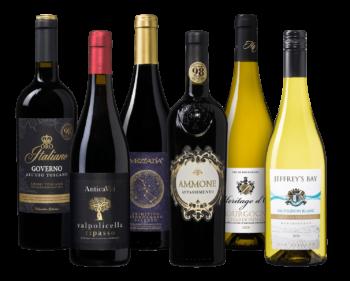 Vivino favorieten wijnpakket Wijnvoordeel.be