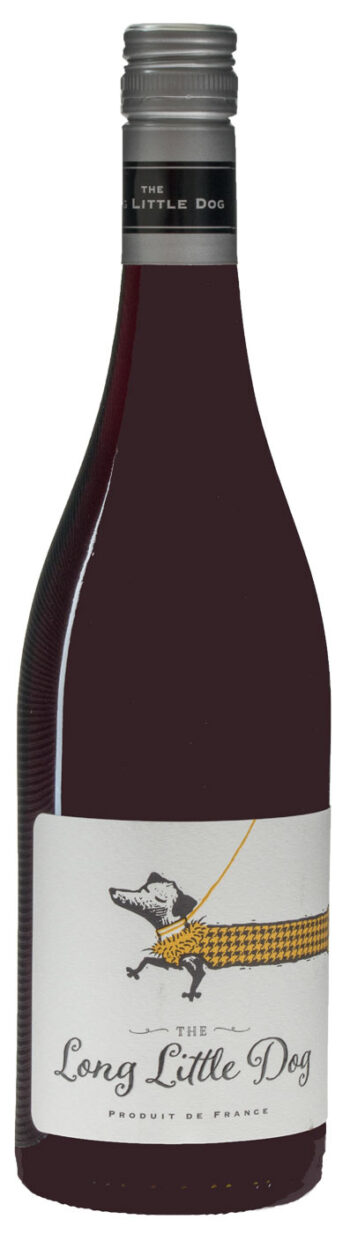 Boutinot Long Litte Dog Rouge, 2020, Languedoc-Roussillon