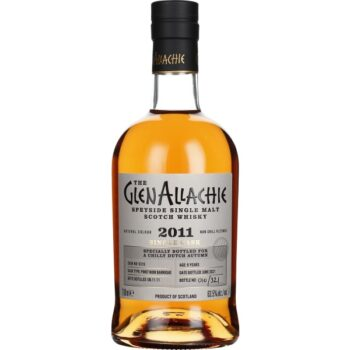 GlenAllachie 9 years 2011 For A Chilly Dutch Autumn 70CL Drankdozijn.be