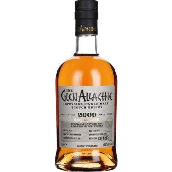 GlenAllachie 12 years 2009 For A Robust Dutch Winter 70CL Drankdozijn.be